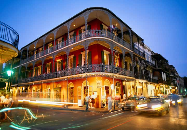 4-star Hot Rate Hotel New Orleans