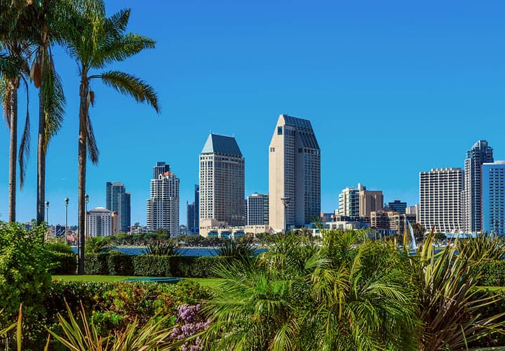 4-star Hot Rate Hotel San Diego