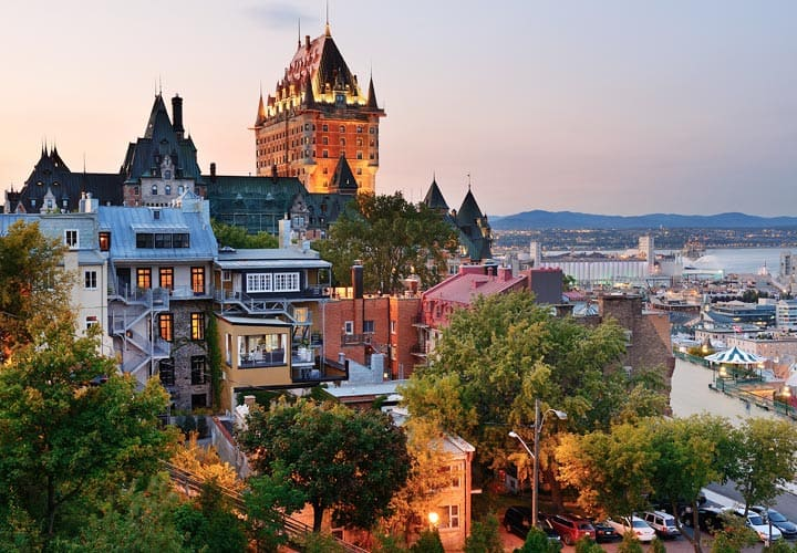 4-star Hot Rate Hotel Quebec